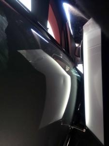 施工前 ベンツSL55 AMG2014.4.14