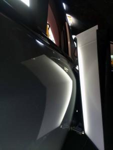 施工後ベンツSL55 AMG2014.4.14
