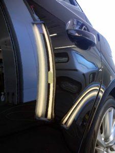 レクサスIS300Hのデントリペアafter デントリペア・Tact 奈良県桜井市中古車販売業者様