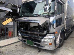 UDトラックスクオンデントリペア デントリペア・Tact